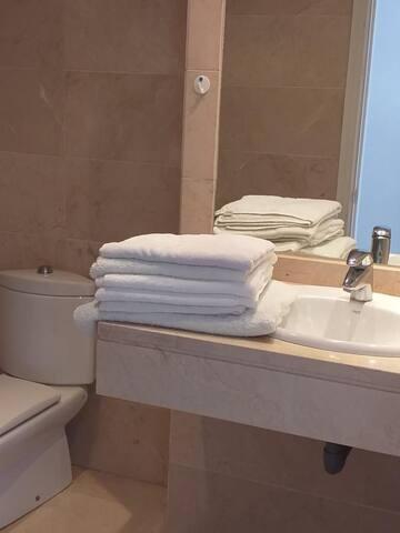 Habitacion baño privado