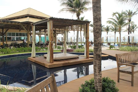 Golf Ville Resort - Apartamento prox ao Beach Park - Aquiraz - Lakás