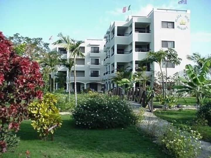 Confortevole appartamento in residence Plaza Real