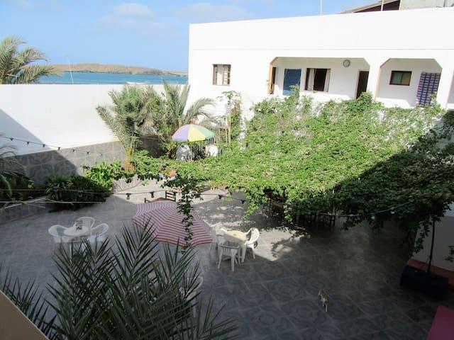 Dortoir - La BoaVentura Guest House - Sal Rei - Dormitório