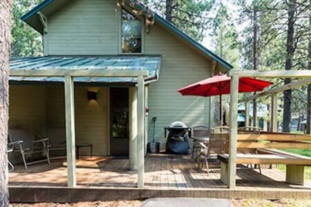 Ranch Cabin 17 - Charming Cabin