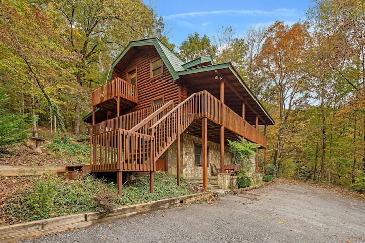 Lucky Enough - Mr Lake Lure Vacation Rental