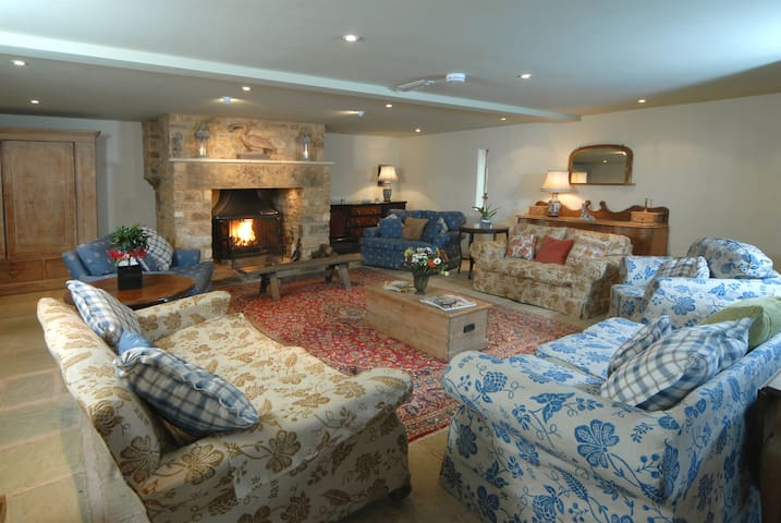 Watery Park Barn, near Chipping Campden - Weston Subedge - Holiday home