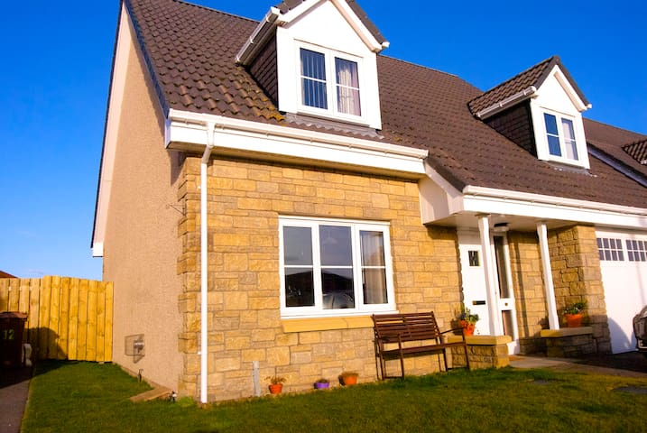 Family house close to beach - Nairn - Dom