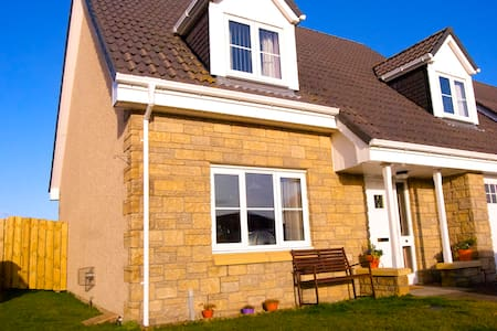 Family house close to beach - Nairn