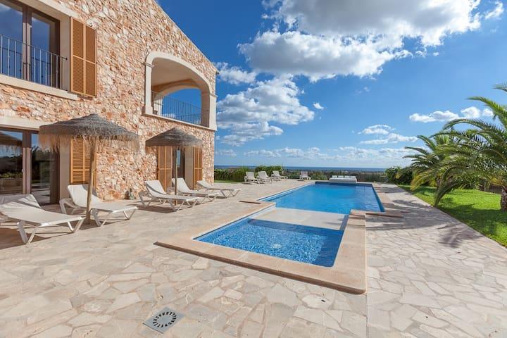 Mansion Ses Oliveres - villas2rentMallorca - Felanitx - Dům