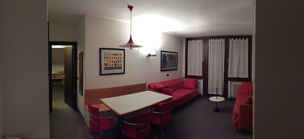 Appartamento in residence 4+2 Madonna di Campiglio - Мадонна-ди-Кампильо - Квартира