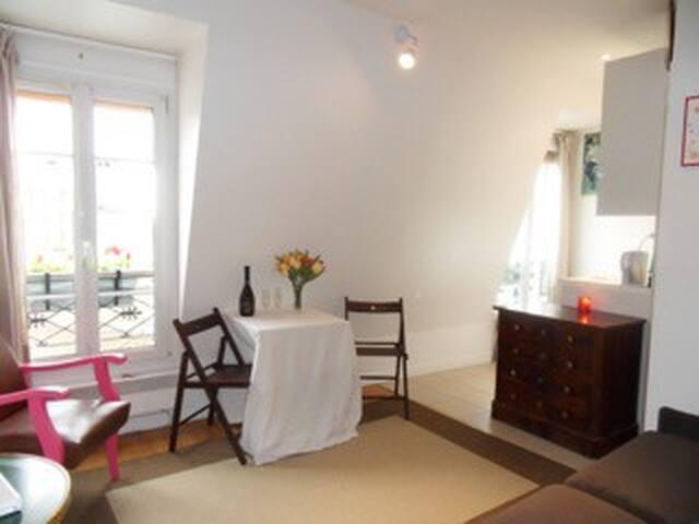 Charmant studio au coeur de Saint-Germain-des-Prés