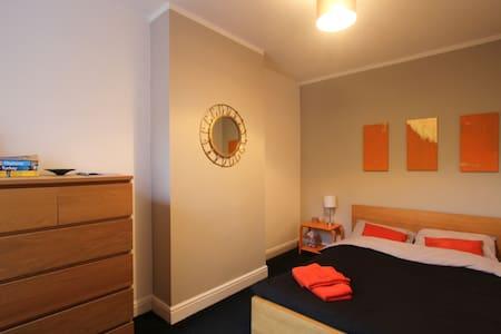 Double Room Close to City Centre - Nottingham