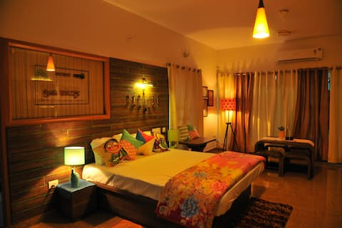 Preethi Farms 1 : Luxurious Stay in Nature's lap