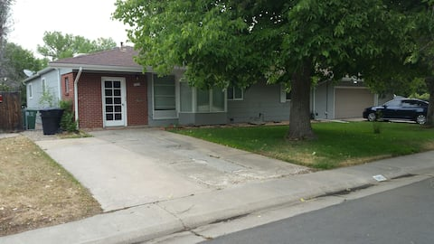 1 Bed Ranch Style Duplex no stairs, Entire Unit