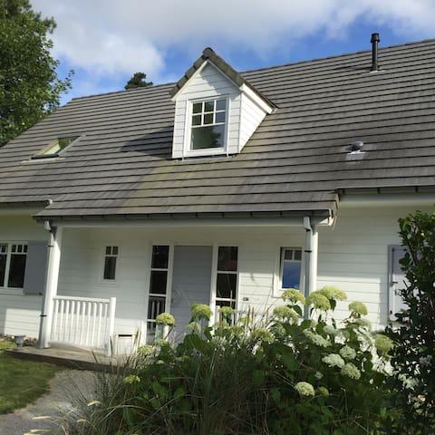 Très agréable villa proximité golf, - Neufchâtel-Hardelot - Casa