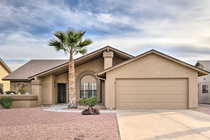 NEW! Peoria Home w/ Community Pool, Tennis & Golf!