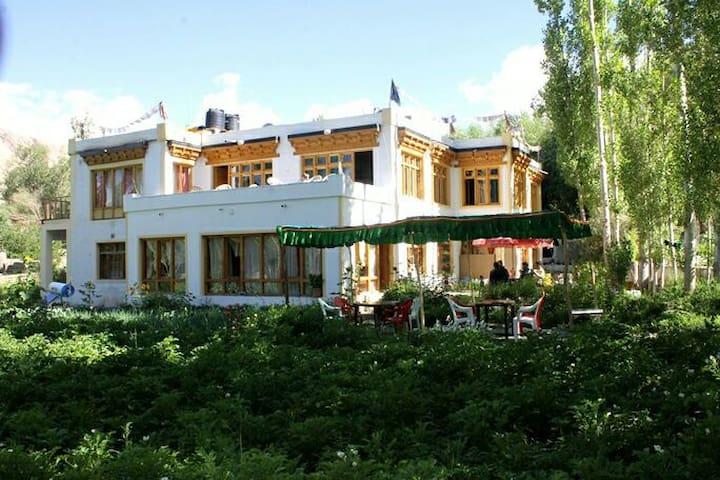 Green Villa Guest House  Leh ladakh