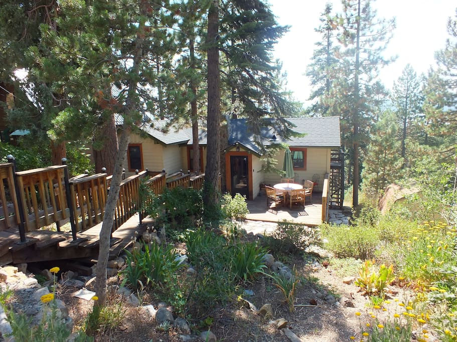 North lake tahoe charming family cabin houses for rent for North lake tahoe cabins