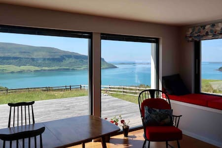 'Overwater' Lochbay-Huge Home for a Couple.