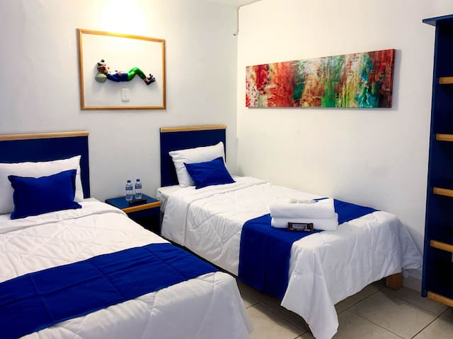 Comfortable Private Room Near Expo Guadalajara #1