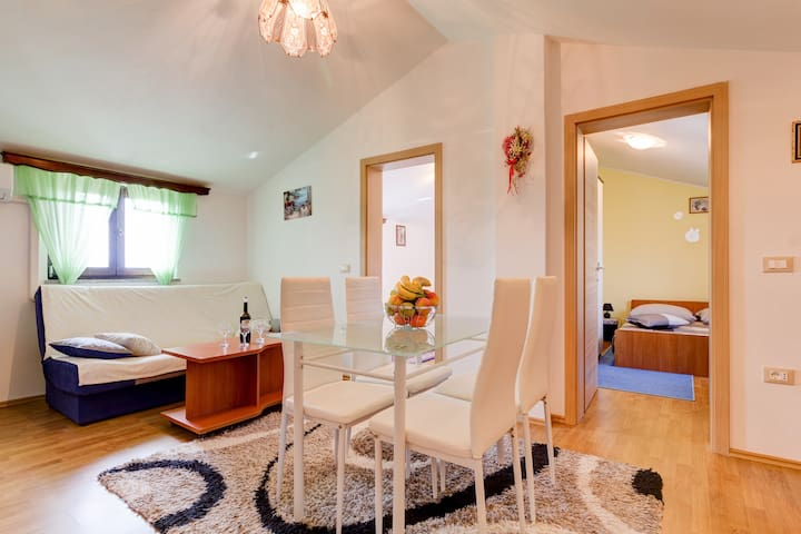 Apartman Melisa - Galižana - Lejlighed