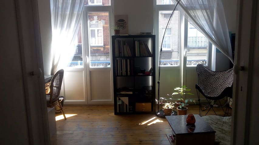 Lovely double room in Forest by Saint Gilles.
