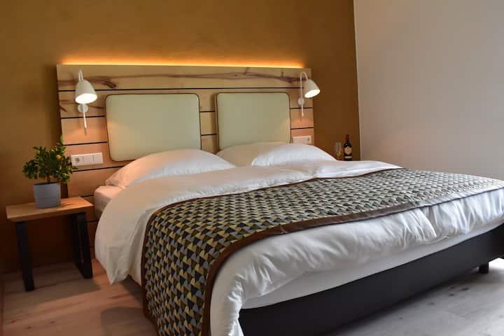 Hotel @ Hoeferer (Tegernheim), Premium-Zimmer mit Wohn-Schlafraum und WLAN