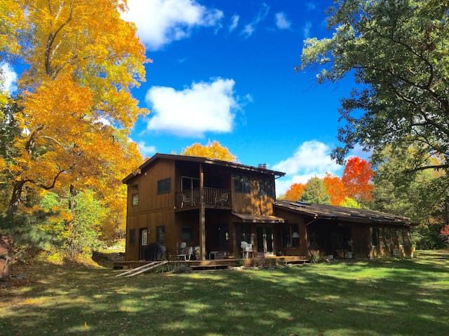 """Hickory Bend"" house  is in Orange County, NY - Chester - Casa"