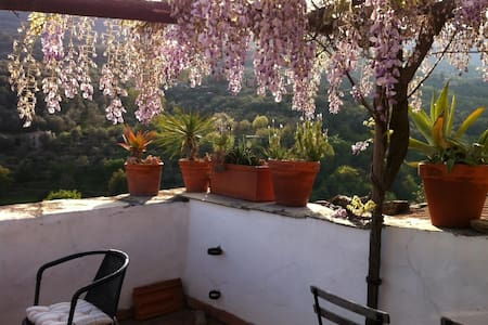 Superb Casa Renata in countryside - Dolcedo - Rumah