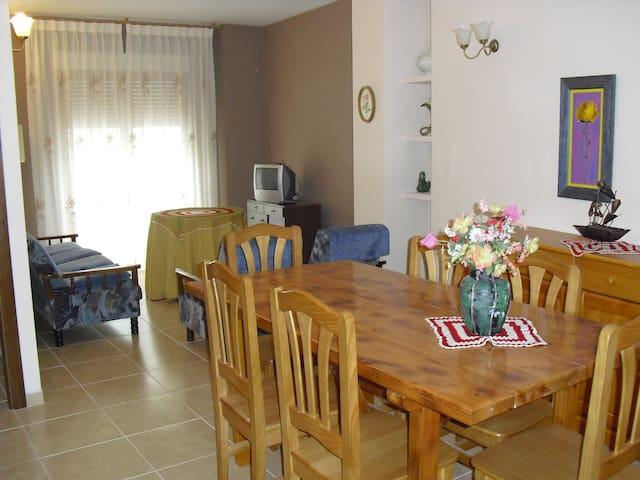 Piso con encanto en Agres - Agres - Apartament