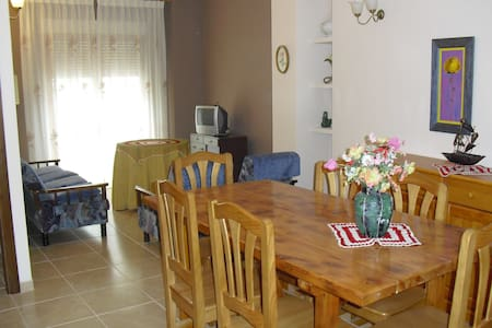 Piso con encanto en Agres - Agres - Appartement
