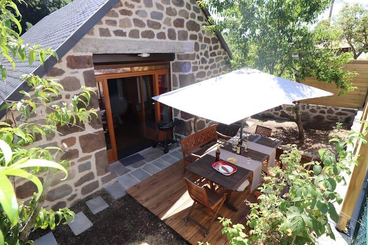 La Grange du Milou - Gîte de France Cantal n°81