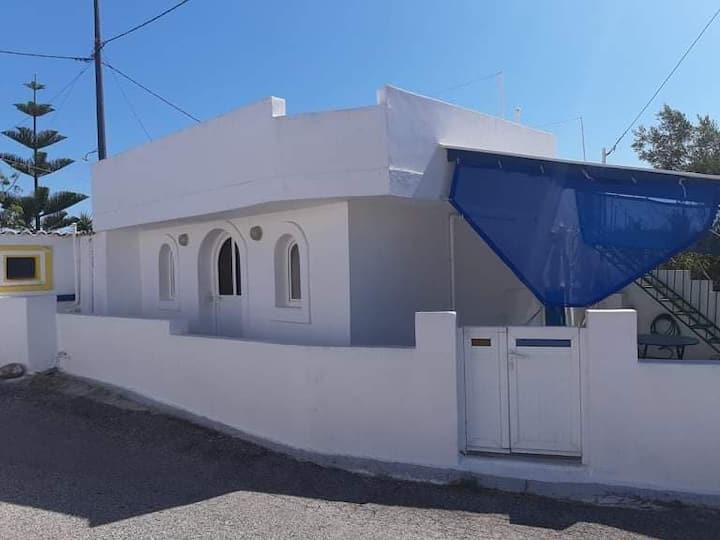 Κυκλαδίτικο σπίτι Φατσάδικα