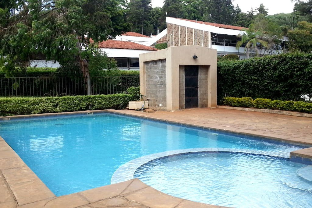 3 bedroom apartment with pool houses for rent in nairobi for 3 bedroom house with pool