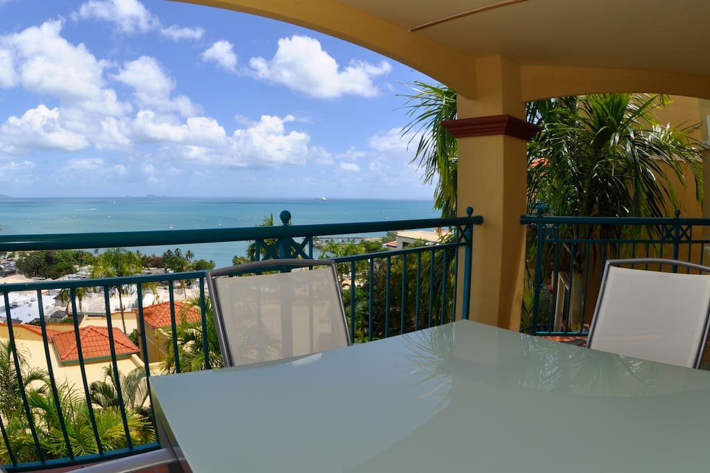 imagine yourself enjoying this view with your complimentry bottle of bubbly