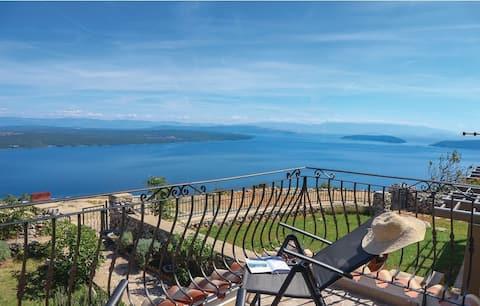 Casa de férias La Sella-bela vista de Kvarner