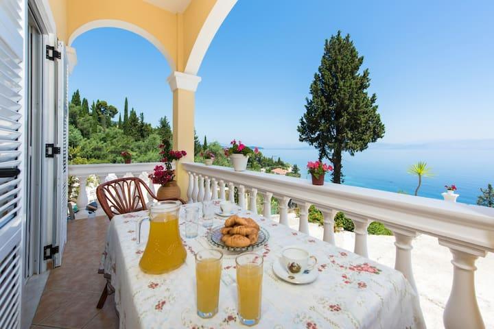 Monastery Retreat and Seaview