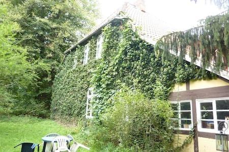 Sonniges Gästezimmer im Forsthaus - Göhrde