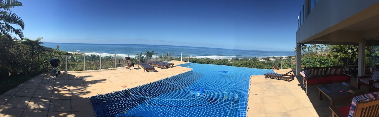Southbroom house with amazing views - Southbroom - Casa
