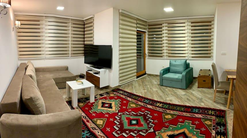 """Apartment 4 """"Bosna""""  (Apartment size: 55m2, Maximum occupancy: 6)"""