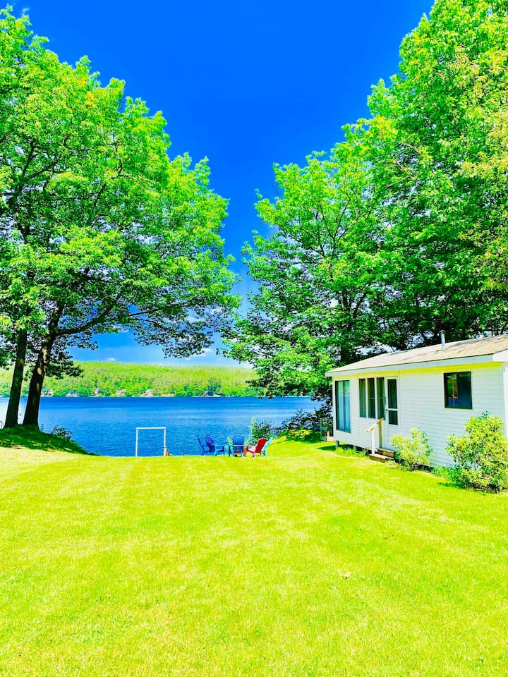 This is Lakeside Cottage, #47