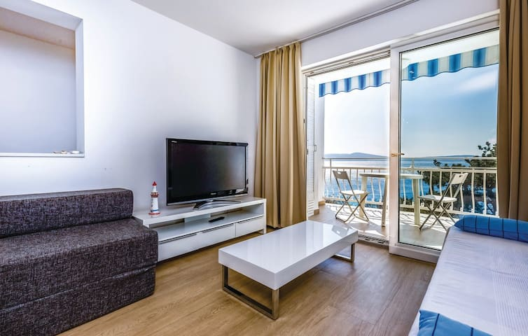 Apartment Marta -Crikvenica/Selce,50m from the sea - Selce - Daire