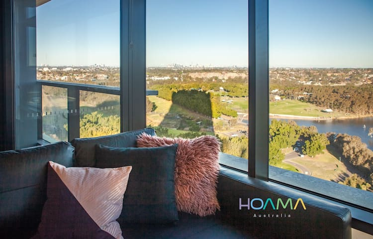 HOAMA - Beautiful Apartment With Green Scenery