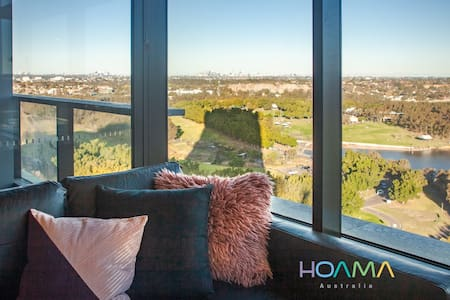 HOAMA - Beautiful Apartment With View