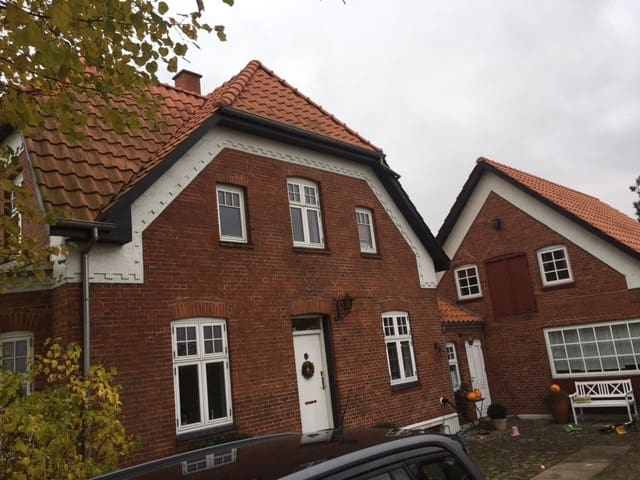 Cosy 2 rooms with seperate entrance near Odense - Marslev - Hus