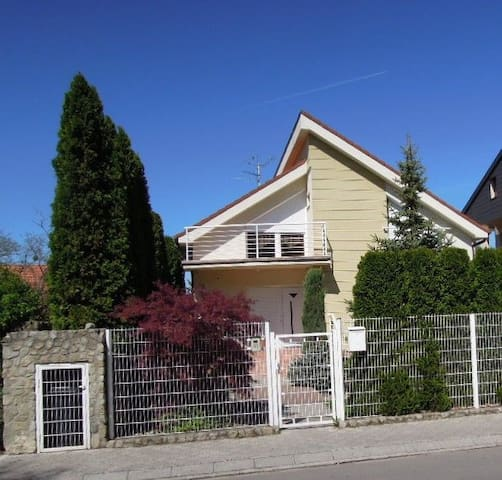 Modern Villa in Senec - Close to Bratislava