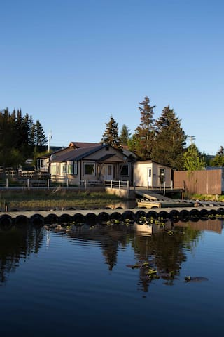 Seaplane Base Waterfront Cabin