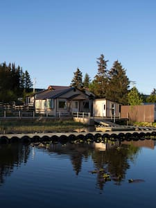 Seaplane Base Waterfront Cabin - Homer