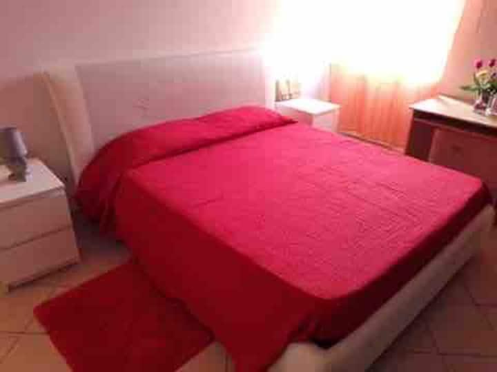 Room in Rome (Tuscolana)