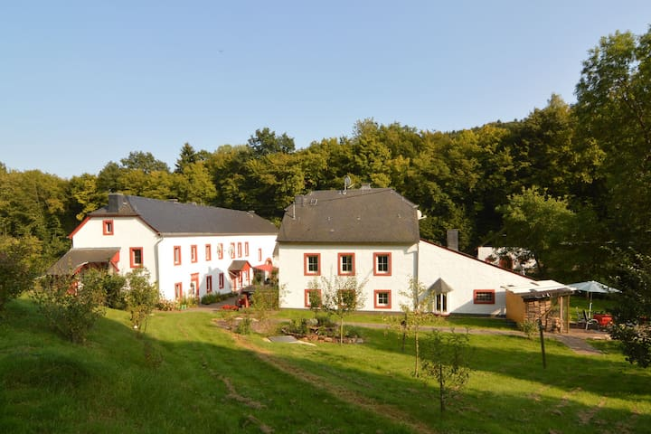 Pleasant Holiday Home  in Heidweiler Germany With Private Garden