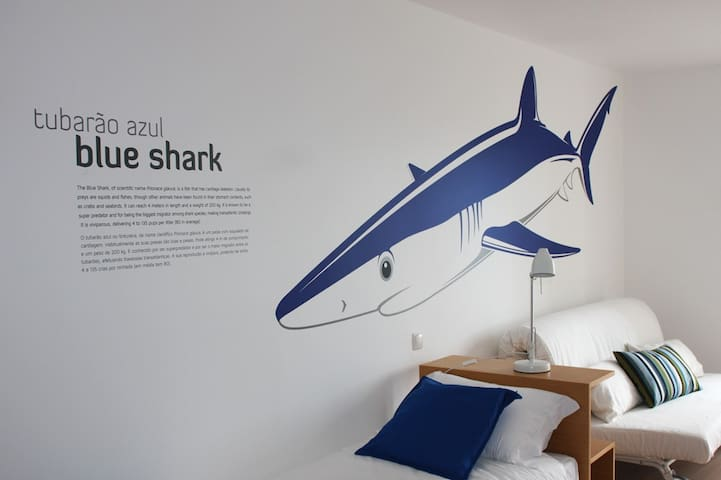 Casa da Baía - Blue Shark | Azores - Horta - Hus