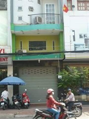 trung tam quan 10 cho o chung - Ho Chi Minh City - House