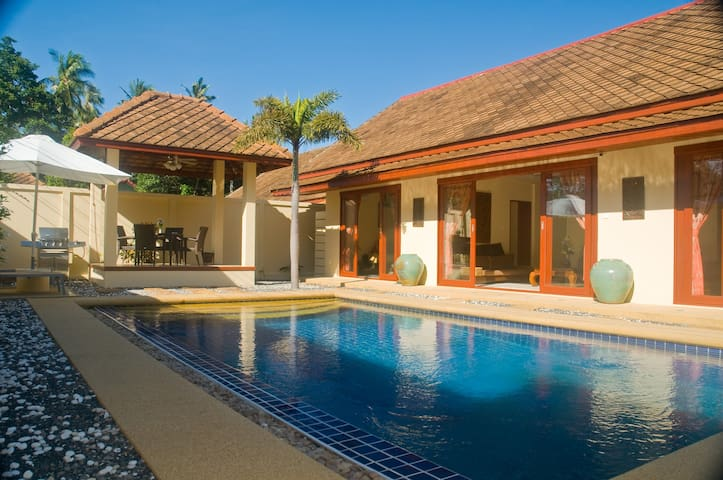 Quit and peaceful very chilled - Lamai Beach - Villa